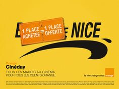 #pub #Orange #Cineday