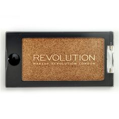 Makeup Revolution Eyeshadow - Mountains of gold  - Click to view a larger image