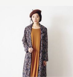 May Flower Winter and Spring Collection chiffon floral cherry blossom outwear/coat by PurpleFishBowl2 on Etsy https://www.etsy.com/listing/217140886/may-flower-winter-and-spring-collection