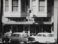 1950's - Johnny Walker Inc. Marietta Sq.