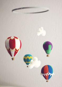Goodnight, Moon: 19 DIY Baby Mobiles | Brit + Co