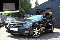 OCCASION MERCEDES CLASSE C III COUPE 250CDI BLUEEFICIENCY EDITION 1 7G-TRONIC