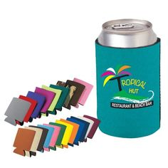 "If you're looking for a versatile promotional product for your next event; The Custom Kan Tastic Can Cooler is a budget friendly; yet fun item to hand out! The Custom Kan Tastic Can Cooler offers many color choices making it a customer voted ""Top 100"" item! Keeping drinks cold, keeps everyone happy! The Custom Kan Tastic Can Cooler is a practical gift they will use for years to come!  About this multi-color Custom Kan Tastic Can Cooler:  • The Custom Kan Tastic Can Cooler is mad..."