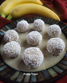AranyTepsi: Sütés nélküli édességek gyűjteménye Doughnut, Paleo, Sugar, Cookies, Baking, Breakfast, Food, Candy, Crack Crackers