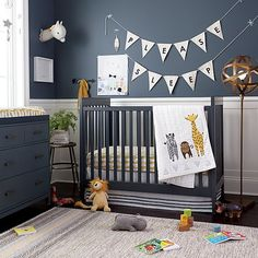 Designing a nursery can be overwhelming, so we provide you with the six important steps on how to design a functional and fun nursery for your new baby.