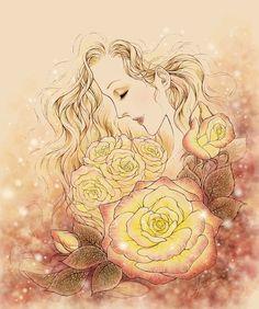 October Rose by aruarian-dancer.deviantart.com on @DeviantArt