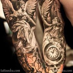 Lion as The Creative Tattoo Ideas for Men | Tattoos Blog