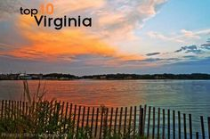 Top 10 things to do with kids in Virginia