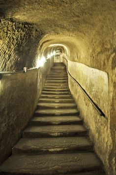 Napoli sotterranea, Underground Naples