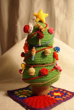 ravelry ingolmos christmas tree