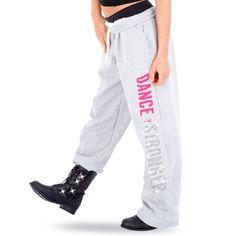 Dance Stronger Sequin Sweats Just For Kix