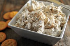 Poppy Seed Chicken Dip Recipe - Cooking | Add a Pinch | Robyn Stone