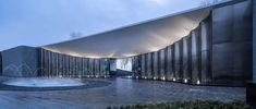 Entrance Design, Entrance Gates, Main Entrance, Gate Design, Architecture Details, Modern Architecture, Landscape Planner, Clubhouse Design, Plan Maestro
