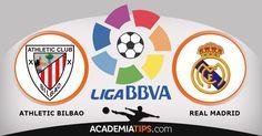 Athletic Bilbao vs Real Madrid: A liga espanhola está ao rubro! 2 candidatos separados por 2 pontos e cada jogo é cada vez mais decisivo, o Real Madrid... http://academiadetips.com/equipa/athletic-bilbao-vs-real-madrid-liga-espanhola/