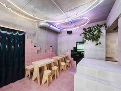Beets and Roots Restaurant Berlin / Gonzalez Haase