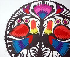 Polish Folk Art - Wycinanki