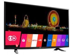 """Smart TV LED 49"""" 4K LG 49UH6100 Ultra HD - Conversor Integrado 3 HDMI 1 USB Wi-Fi com as melhores condições você encontra no Magazine Anade1979. Confira!"""