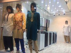 Master fashion &fabrics Pathani exclusive collection.