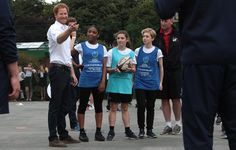 Pin for Later: Prince Harry's Latest Royal Visit Will Only Make You Fall Further in Love With Him