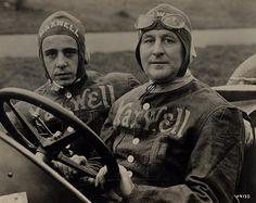 Vanderbilt Cup Races - Driver Bio - Harry Grant