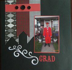 grad - Scrapbook.com