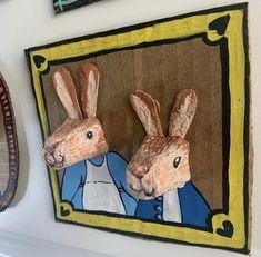 Art For Kids, Crafts For Kids, Arts And Crafts, Third Grade Art, Cardboard Crafts, Art Activities, Art School, Holiday Crafts, Moose Art