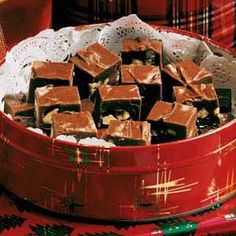 Microwave Mint Fudge Recipe -My family loves chocolate and mint, so I combined those favorite flavors in this quick fudge recipe.