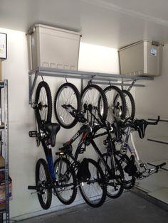 4 PCS Jumbo Bike Bicycle Hooks Ceiling Wall Mount Hang Hanger Garage Storage  By Generic. $12.99   Home   Storage U0026 Home Organization   Pinterest   Garage  ...
