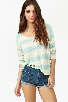 shore thing knit / nasty gal