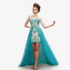 Popular Light Blue Strapless Prom Dress-Buy Cheap Light Blue ...