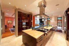 contemporary kitchen by Habitat Studio & Workshop
