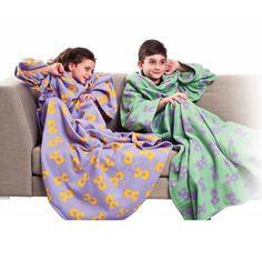 Inverno mais quente e confortável com roupas quentes, cobertores e edredons