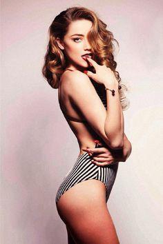 Amber Heard Photos - Amber Heard Cover of Esquire Latin America - Esquire