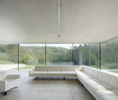 Hufton + Crow | Projects | Private House Cotsworlds