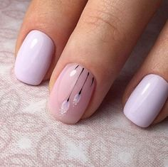 Pin By Amanda Jasper On Girly Time In 2019 Nail Designs, Spring elegant nails jasper - Elegant Nails Spring Nail Art, Spring Nails, Nagellack Design, Flower Nail Art, Nails With Flower Design, Lilac Nails Design, Nail Flowers, Feather Nail Art, Tiny Flowers