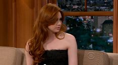 Karen Gillan singing in Gaelic for Craig Ferguson. Gee I love these guys.