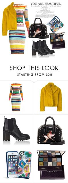 """""""Untitled #32"""" by amela83 on Polyvore featuring Missoni, Jean-Paul Gaultier, Barneys New York, STELLA McCARTNEY, Vera Bradley and By Terry"""