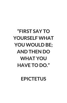 EPICTETUS  Stoic Philosophy Quote