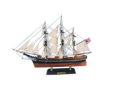 Flying Cloud Clipper Wooden Tall Ship Model