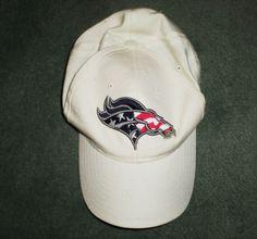 Men's Red, White & Blue DENVER BRONCOS US Flag NEW ERA NFL Hat, Size 7, GUC! #NEWERAORIGINAL #DenverBroncos