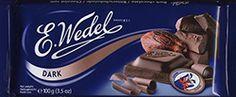 Wedel Bitter Sweet Chocolate Bar - Czekolada Gorzka (100g)