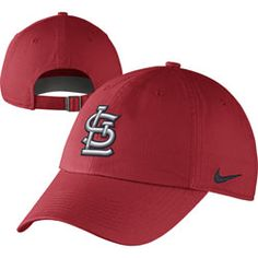 on sale f61a1 1c31d ... sale st. louis cardinals womens mlb nike red 3.0 stadium hat 23.99  a3a22 f9b15 ...