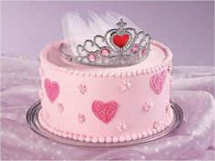 Pasteles de cumpleaños para niñas