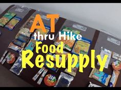Guide to Thru Hiking Food: Appalachian Trail Meals, Snacks and Tips | GudGear