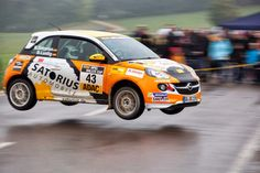 Opel ADAM #cars #rallye #racing