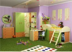 Набор детской мебели Фруттис