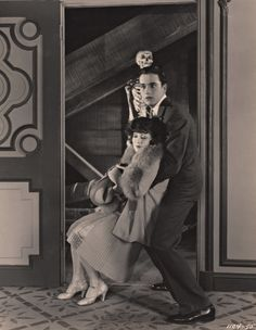 """Clara Bow ☆ Charles """"Buddy"""" Rogers ☆ Get Your Man (1927) ☆"""