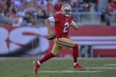 #Blaine-O-Meter: Follow 49ers' Blaine Gabbert's moves Sunday