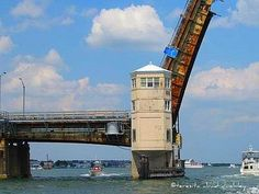 9th Street Bridge; Ocean, City, NJ/ © Teresita Abad Doebley. All rights reserved 2009-2016