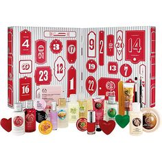 The Body ShopOnline Only The Best of Advent Calendar